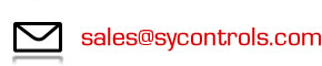 Email SY Controls - sales@sycontrols.com