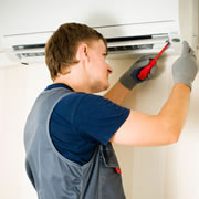 heating and ventilation controls servicing and maintenance